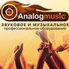 Магазин музыкального оборудования Analogmusic.ru