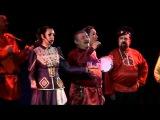 Казачий круг 2010(г.Волгоград) - Верила, верила, верю.flv