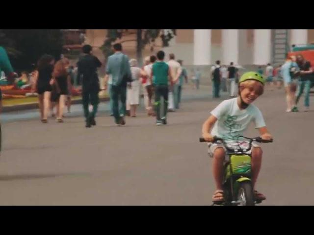 Детский электро мопед мотоцикл TVL Mikrik
