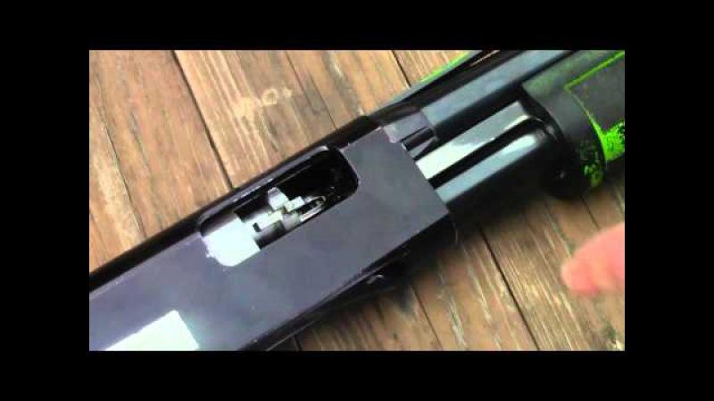 Обзор ружья Winchester 1300 применительно к IPSC (практическая стрельба)