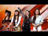 Preview: Will 4th Power go out with a bang?  | Auditions Week 1 | The X Factor UK 2015