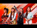 4th Power  The X Factor UK 2015