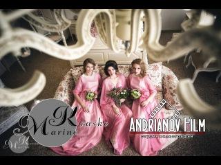 Мастер класс по свадебной фотосъемке от Марины Красько. Производство видео Andrianov Film
