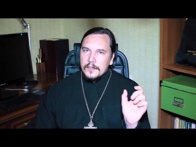 Священник Максим Курленко - О мате и Рок музыке.