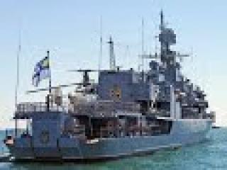 Антитеррористические учения в Одесском порту
