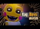 16 Rag Days Sketch Секрет канона FNAF Gmod show
