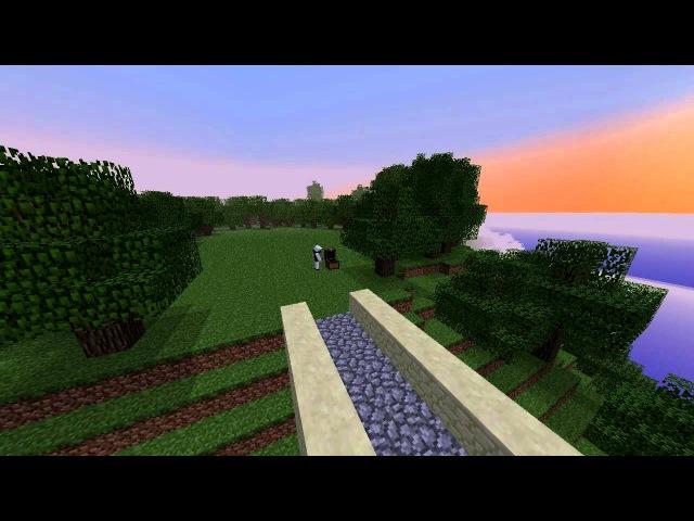 Месть Херобрина - 12 серия - Minecraft сериал (закл. серия)