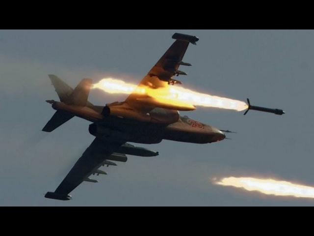 Сирия Авиация ВКС России нанесла удары по конвою боевиков ИГИЛ Новости