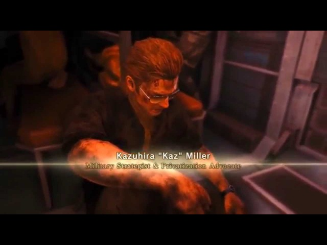 They Played Us Like A Damn FIDDLE!! (MGS V: Ground Zeroes)