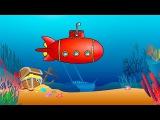 Развивающие мультфильмы для детей от 1 года от 3 лет. Учимся читать по слогам складам: Склад ГЬ