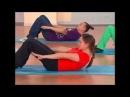 Марина Корпан  Урок первый  Как похудеть дома Бодифлекс  'Живи!'