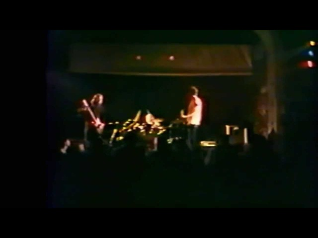 Ted Ed Fred (Nirvana) - Live at the Community World Theater, Tacoma 01/23/88 (SBD AUDIO)