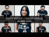 [ #KatyPerry ] [ #DarkHorse ] [ #BeatboxCover ]
