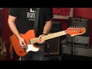 Pure Salem Guitars BETTE model demo with Pro Junior Tech 21 FlyRig