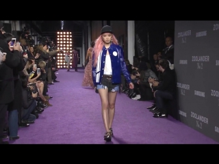 Fashion Show Zoolander 2 - New York Premiere 09.02.16