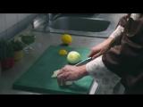 Как нарезать лук без слез (2 способа)