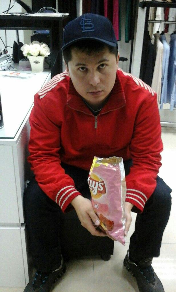 Erkebulan Kusainov, Астана - фото №4