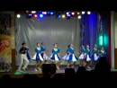 22.04.2016 Виноградинки , танец Мамба