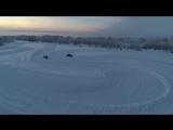Первый этап ЧПК по ледовым гонкам г.Березники