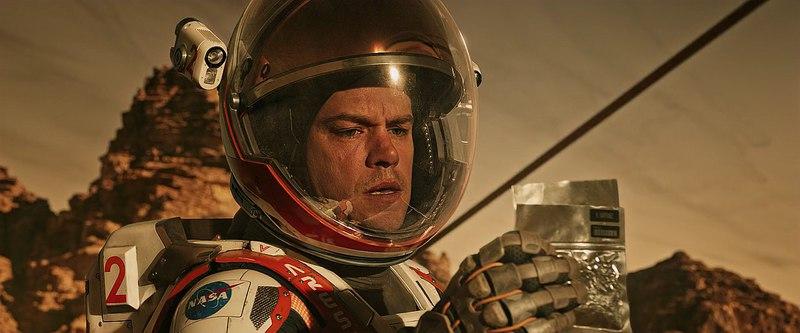 Марсианин / The Martian (2015) BDRip 720p (60 fps) скачать торрент с rutor org