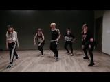 NAMJI Choreography - Grind on me Pretty Ricky HD- 3Dcolor l