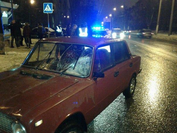 Жуткая авария в Харькове (ФОТО, ВИДЕО)