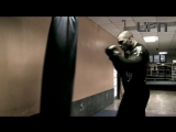 БИЕО UFN - Elbow and punches on speedball demonstrated by Danny Tombs. For MMA and Muay Thai