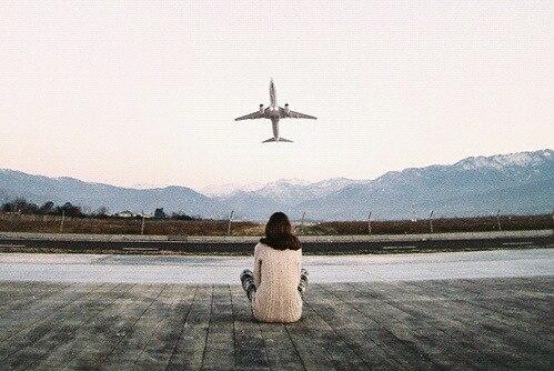 счастливого пути самолет картинки