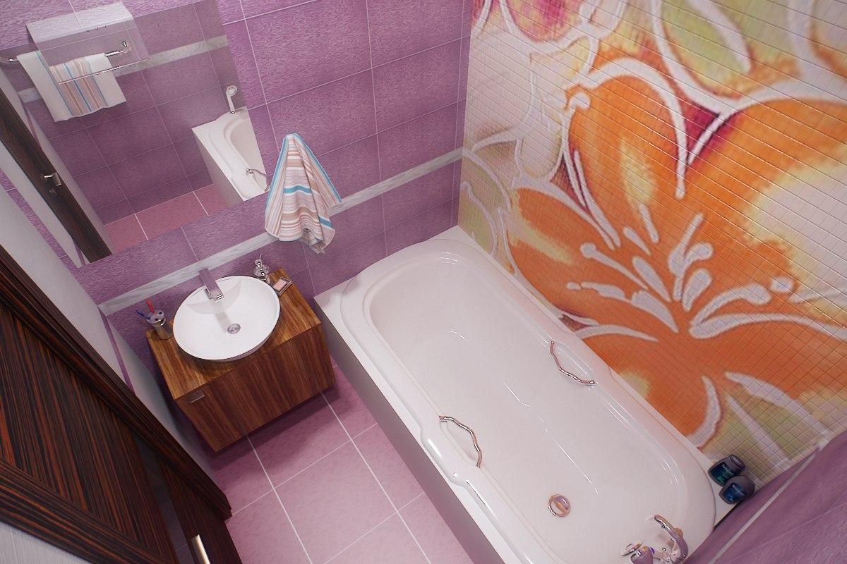 Дизайны ванны 4 кв метра