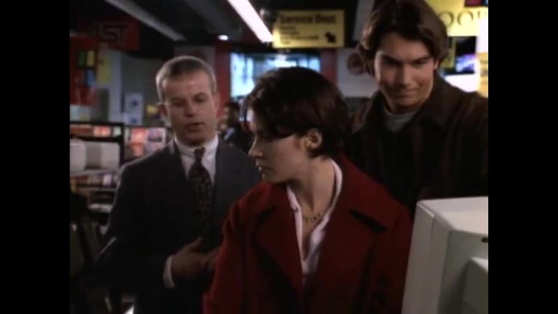 Скользящие Сезон 2 Sliders Season 2 1996 16 серия Новое время в том же месте