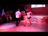 Бачата - красивый парный танец)