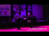 Benji Schwimmer &amp Tatiana Mollmann - Champions Jack &amp Jill at D-Townswing