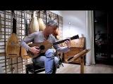 Вот как звучит гитара Страдивари