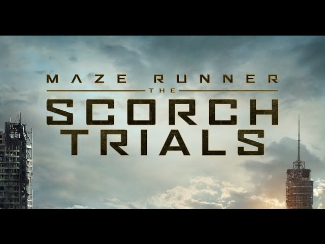 Maze Runner The Scorch Trials Bloopers Rus subs