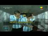 Messi and Di Maria laughed at what he said Tata Martino