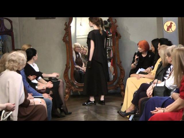 Закрытый показ Модного дома Тани Котеговой