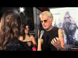 """Billy Bob Thornton Interviewed at the Premiere of """"Our Brand is Crisis"""" #OurBrandIsCrisis"""