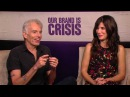 Our Brand Is Crisis:Sandra Bullock & Billy Bob Thornton Exclusive Interview