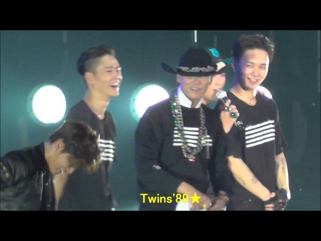 Deukie Dony TV 151120 Happy Birthday!! (Kwontwins)