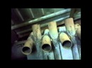 печь бренеран  и сырые дрова - breneran furnace and raw wood