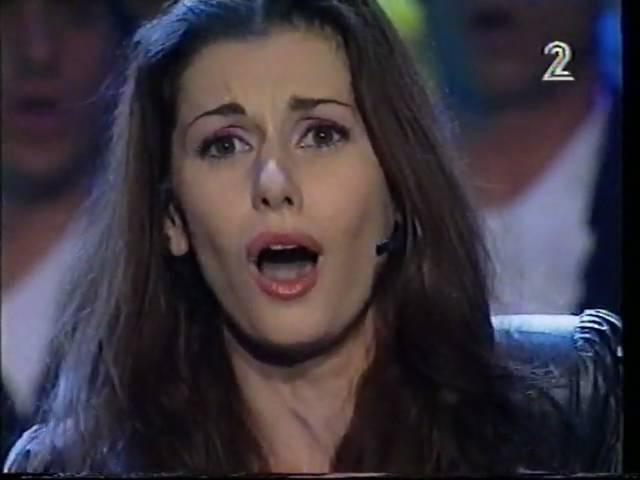 Emma Shapplin People Of The Year (Israel 1999)