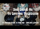 Funeral For A Friend - She Drove Me To Daytime Television Drum cover
