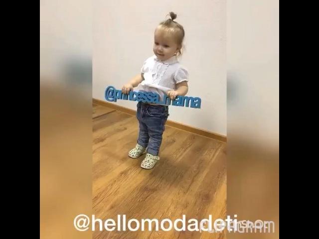 """@hellomodadeti on Instagram """"Самые свежие события💕☺️ Только что завершился совместный конкурс от HelloModa! и PRINCESSAMAMA 💎 где одна из маленьких принцесс выиграла…"""""""