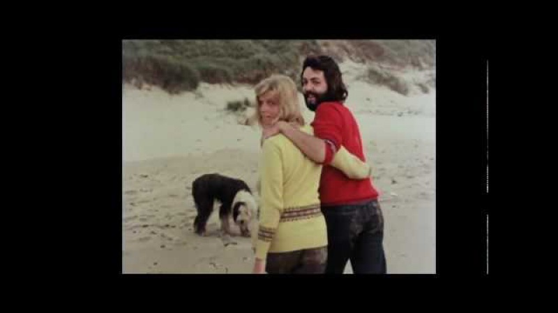 Paul and Linda McCartney Heart Of The Country
