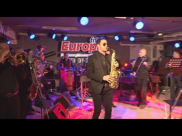 Mahala Rai Banda - Mahalageasca | LIVE in Garajul Europa FM