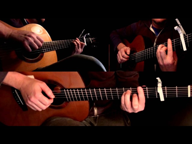 Scorpions - Still Loving You - Fingerstyle Guitar