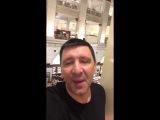 Видео-привет из Филадельфии от пастора Андрея Тищенко!