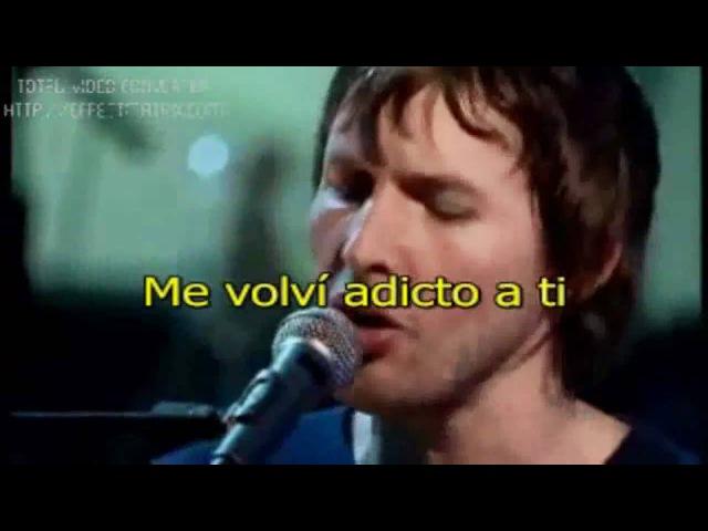 James Blunt - Goodbye My Lover Subtitulado español
