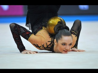 Anna Bessonova Ball - Mie WC 2009 Final [HD]