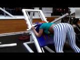 Лучшее упражнение для  накачки ягодиц.Best exercise for pumping buttocks